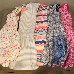 🧸Bundle Girls dresses